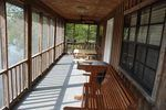 How To Winterize A Screened Porch With Vinyl Screened In Porch Diy House With Porch Porch Vinyl