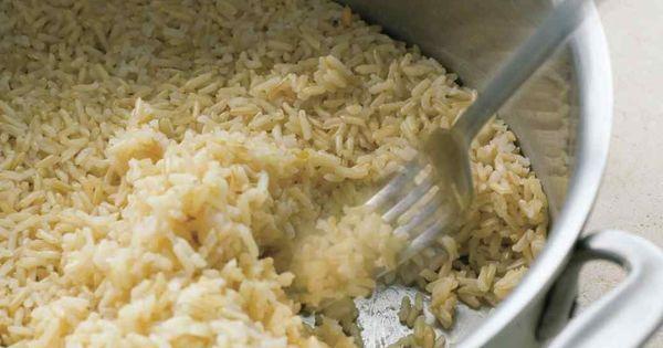 Brown Rice | Receta | Arroz y Comida