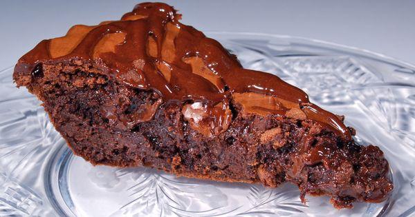 Ina Garten 39 S Brownie Pie Pies Tarts Crisps And