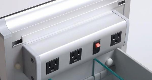 Ferguson Bathroom In Cabinet Power Strip Product Power Strip Pinterest Power Strips