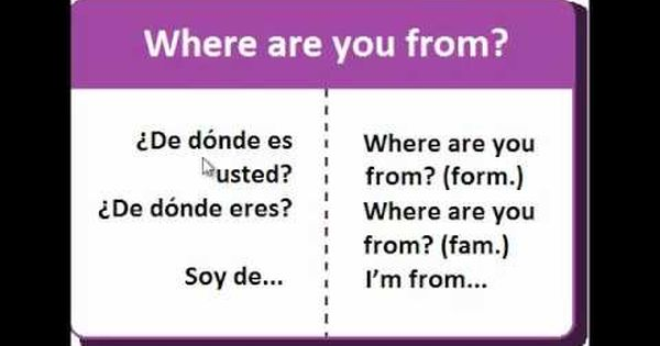 How To Say Good Morning In Spanish Good Night Where Are You From How Good Morning In Spanish Spanish Lessons Sayings