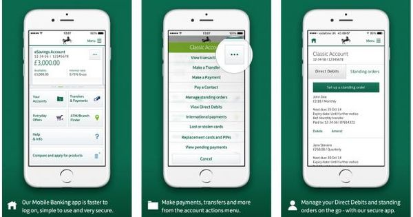 The Uk S Best And Worst Banking Apps For Iphone 2016 Know Your Mobile Banking App Mobile Banking Banking