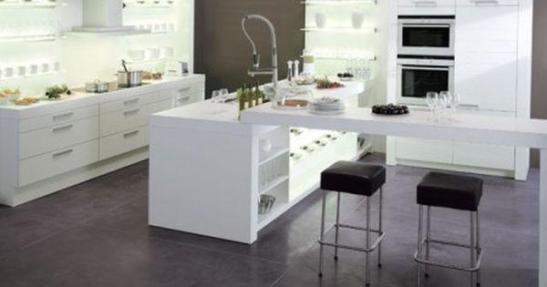 cuisine design cuisine and kitchens on pinterest. Black Bedroom Furniture Sets. Home Design Ideas