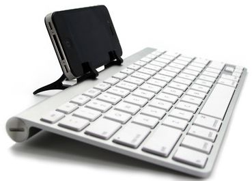 You Can Use Any Bluetooth Keyboard With Your Iphone Or Ipad Ipad Hacks Iphone Info Iphone Hacks
