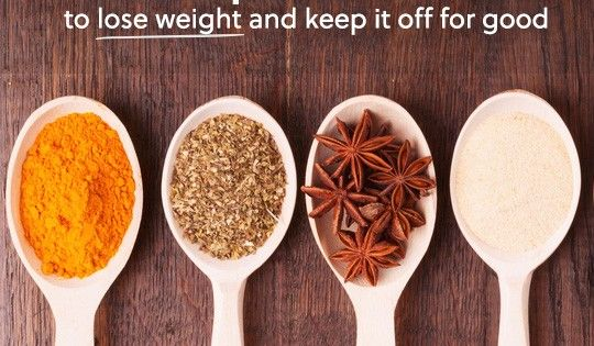 11 One Spoonful Hacks ~ to lose weight and keep it off