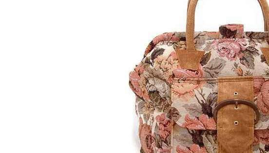 Pattern For Carpet Bag Victorian Shabby Chic Mary Poppins Etsy Carpet Bag Bag Pattern Chic Purses