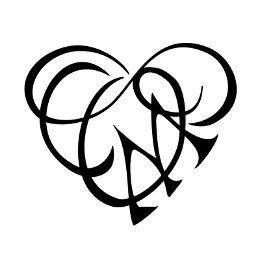 Tattoo Of O C M Infinity Heart Love Tattoo Custom Tattoo Designs On Tattootribes Com Heart With Infinity Tattoo Custom Tattoo Design Love Tattoos