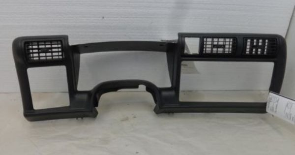 Chevy Blazer Gmc Jimmy Dash Speedometer Trim Bezel Graphite 95 96 97 S10 Sonoma Gmc Trucks Gmc Chevy
