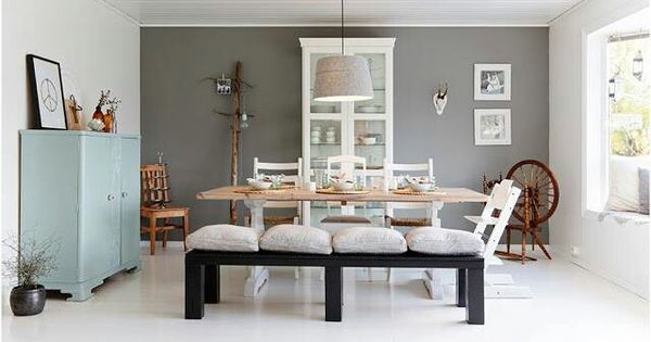 Interiors Diningroom Wall Decoration HOME Pinterest Interiors