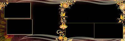 Wedding Album Design 12x36 Psd Templates Vol 01 Indian