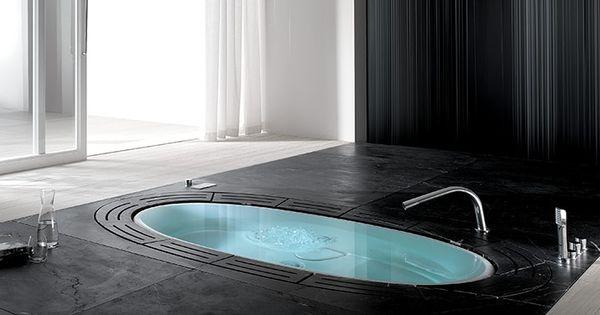 Einbau- Whirlpool Badewanne Sorgente - Teuco | Badezimmer | Pinterest Whirlpool Badewanne Designs Jacuzzi