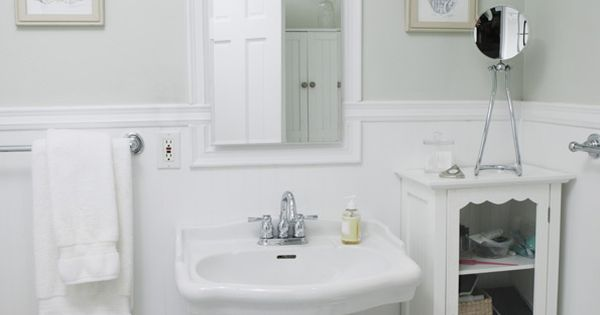 whats old is new again bathrooms etc pinterest bath. Black Bedroom Furniture Sets. Home Design Ideas