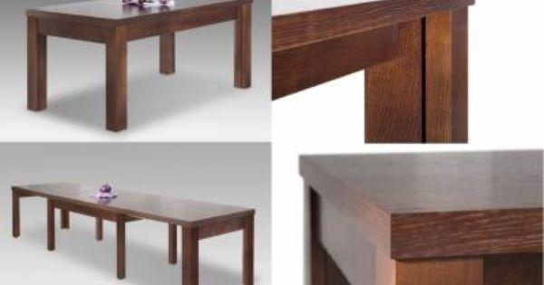 Bardzo Duzy Stol Rozkladany Do 5 Ciu Metrow 4356924777 Oficjalne Archiwum Allegro Home Decor Decor Furniture
