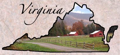 Virginia Became The 10th State To Enter The Union On June 25th