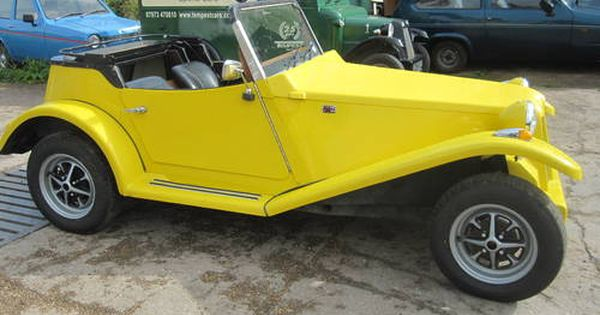 Reliant Tempest Dellow Liege Trials For Sale Car Liege Convertible