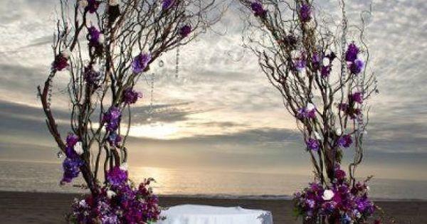 Indoor Ceremony Inspirations: 25 Fantastic Outdoor & Indoor Wedding Ceremony Altar