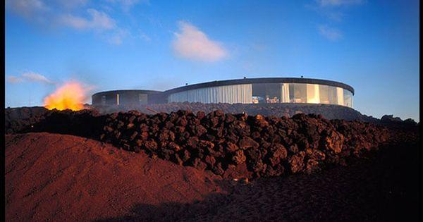 Fotografía De Arquitectura César Manrique Timanfaya 4 Parques Naturales España Arquitectura Fotografia Islas Canarias