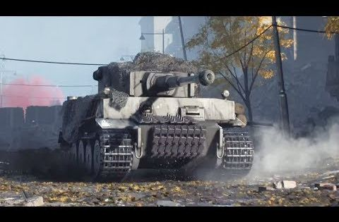 Battlefield 5 German War Story The Last Tiger Gameplay