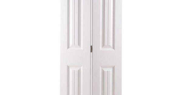 Closet Doors Masonite Cheyenne Smooth 2 Panel Camber Top