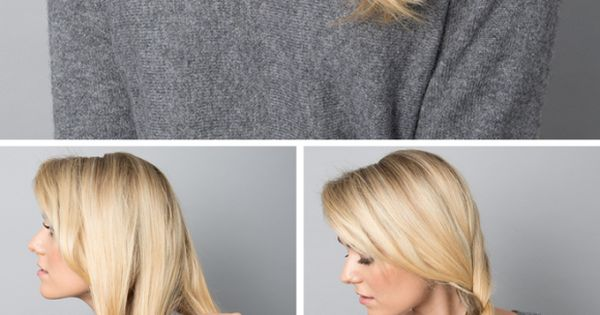 5 dummy proof hairstyles that everyone can master hair