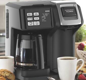 Keurig K Cafe Single Serve K Cup Pod Coffee Latte Cappuccino Maker Hamilton Beach Coffee Maker Coffee Maker Reviews Coffee Maker
