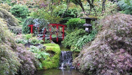Butchart Gardens In The Japanese Garden Butchartgardens Victoria Explorebc Japanese