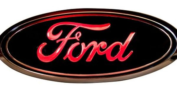 Reese Towpower 86065 Licensed Led Hitch Light Cover With Ford Logo With Images Ford Logo Led Logo Ford Emblem