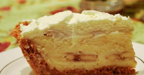 ... Desserts | Pinterest | Banana Cream, Banana Cream Pies and Cream Pies