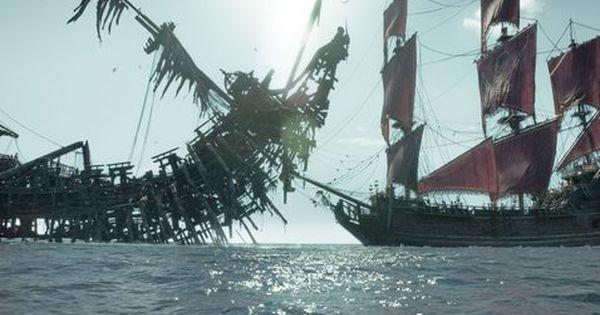 Sigilosa Maria Vs El Venganza De La Reina Ana Vista Completa Pirates Of The Caribbean Pirates Caribbean