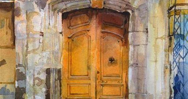 Doorway lodeve fr original fine art for sale for Original fine art for sale