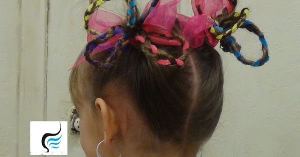 Seuss Hair Crazy Hair Pigtails For Girls Hairstyle Hair