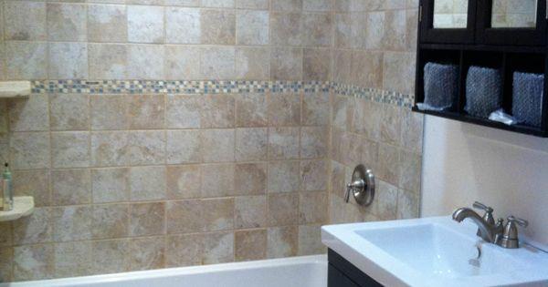 Small Bathroom Remodel In La Mesa Bathroom Ibtsdiego