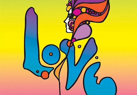 Peter Max art is... everything! Google Image Result for http://laughingsquid.com/wp-content/uploads/peter-max-love.jpg