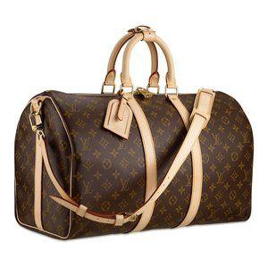 Louis Vuitton Weekend Bag Celebrities