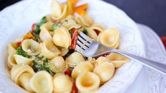 smoky tomato pasta