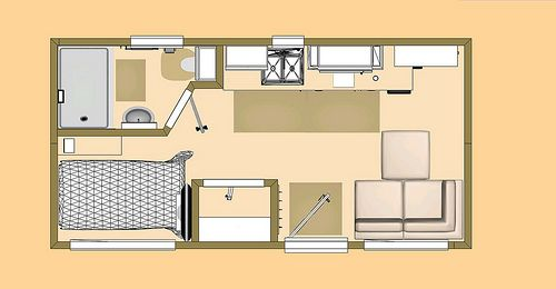 Tiny House Floor Plans 200 Sq Ft Google Search Tiny House Floor Plans House Flooring Modern House Floor Plans
