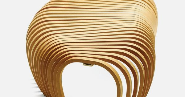 Contemporary Bench In Wooden Ribs Structure | U2022 F U R N I T U R E U2022 D E S I  G N U2022 | Pinterest | Contemporary Benches, Design And Wood Design