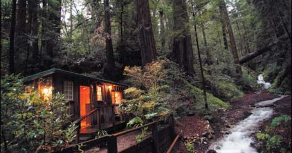 Cabin at deetjen s big sur inn for Big sur cabin e campeggi
