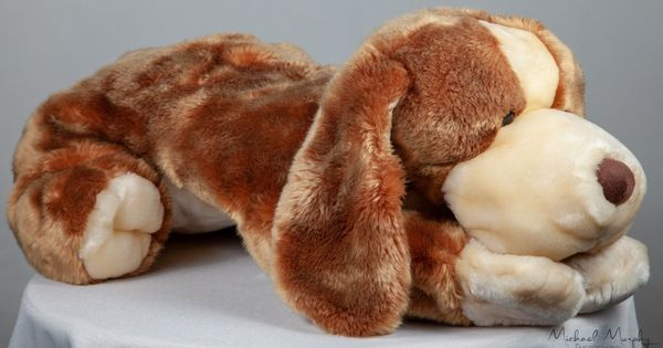 Puppy Dog Floppy Brown Tan Animal Alley Large Darby Toys R Us Stuffed Animal Animals Puppies Dogs And Puppies