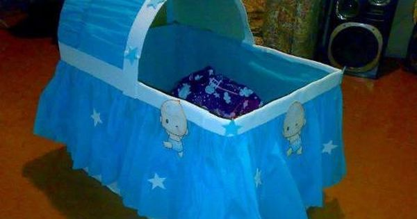 Cajas para regalos de baby shower paso a paso buscar con - Cajas decoradas para bebes ...