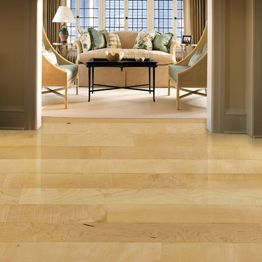 Clic Wood Flooring Regular Maple