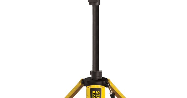 Stanley Fatmax Portable Tripod Light Review Video The