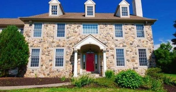 1417 Pocopson Rd West Chester Pa 19382 Stone Houses House Styles Chester