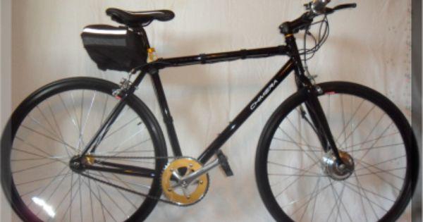 Lightweight 19 5kg Single Speed E Bike 24v10a Lifepo4 Lithium