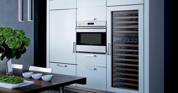 Sub zero icbbi 30u inbouw koel vriescombinatie en wijnklimaatkast de beste keuken idee n uw - De beste hedendaagse keukens ...