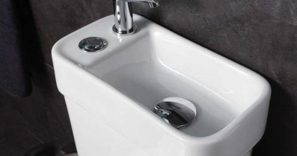 Planetebain pack wc avec lave mains int gr cologique et conomique achat - Amenagement wc avec lave mains ...