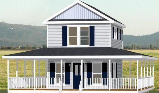 Details about 16x20 tiny houses pdf floorplans tiny for 32x40 garage plans