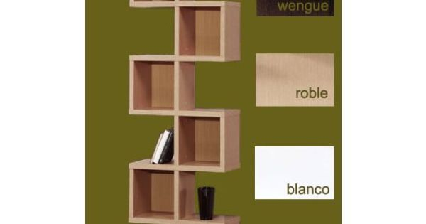Estanter a de seis cubos ideal para su sal n colores for Minar muebles