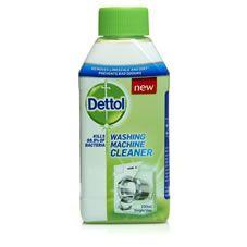 Dettol Wash Machine Cleaner Gel 250ml Washing Machine Cleaner