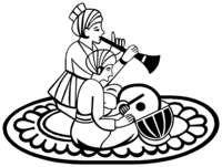 Sangeet Symbol Wedding Symbols Hindu Wedding Cards Wedding Painting